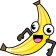 kgtvBANANAPPL Emote